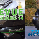 Revue Kawasaki Concours 14 2018