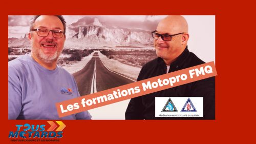 Formations Motopro FMQ