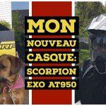 Vidéo: Casque Scorpion EXO AT 950