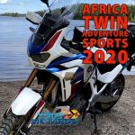 Vidéo: HONDA CRF1100 AFRICA TWIN ADVENTURE SPORTS DCT 2020 – ESSAI ROUTIER